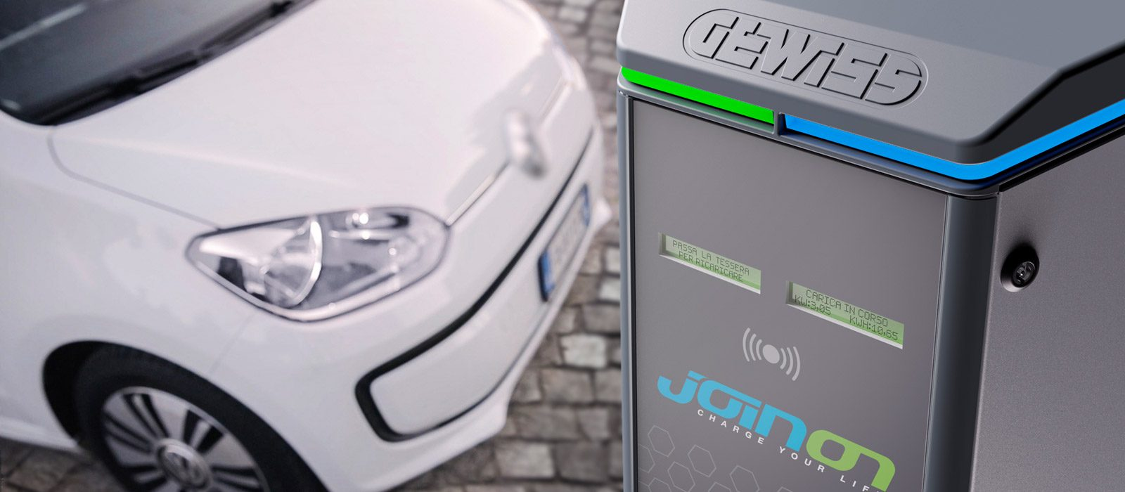 Explore the new JOINON electric vehicle charging solution