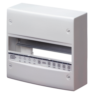 40 CDe range Enclosures and distribution boards for specific standards