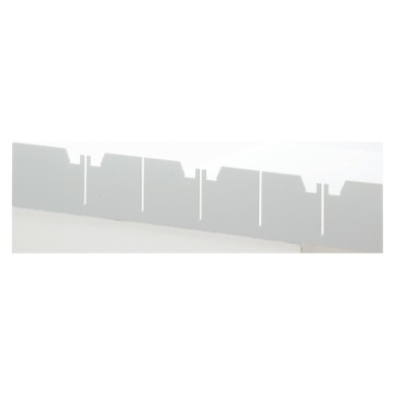 Internal dividers for enclosures for cavity walls