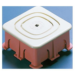 FLUSH-MOUNTING BOX FOR THELEPHONE SYSTEM - CONVENTIONAL - 68x68x30