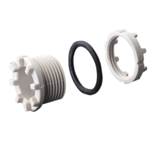 WATERPROOF COUPLER FOR ENCLOSURES, DEVICES AND BOXES - IP55 - PG16