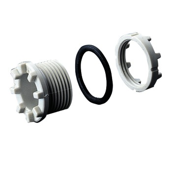 Watertight coupling device for containers, devices and boxes - IP55
