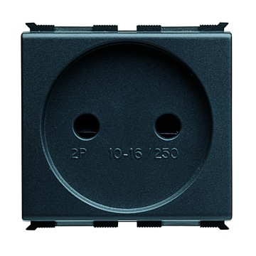 French Standard socket-outlets - 250V AC
