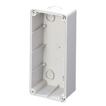 Surface-mounting boxes for vertical socket-outlets - 16/32A - IP67