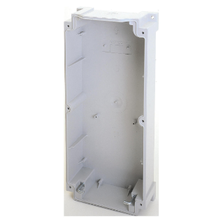 SURFACE MOUNTING BOX FOR VERTICAL FIXED SOCKET OUTLET HEAVY DUTY - 16/32A / SELV - IP66
