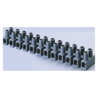 POLYMER MODULAR TERMINAL BLOCK - MAX.SECTION FLEX.CABLE 10 MM² - 12 POLES