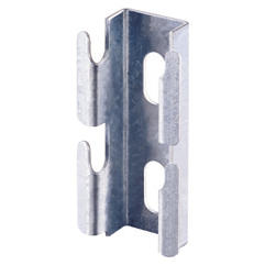 UNIVERSAL SUPPORT - WIDTH 100MM - FINISHING: INOX