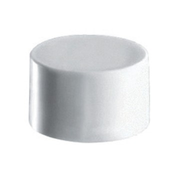 Pliable conduit cap