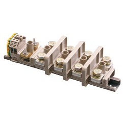 Power supply terminal blocks for compact terminals