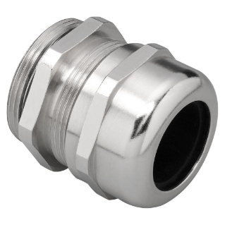 CABLE GLAND - IN NICKEL-PLATED BRASS - M25 - IP68