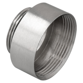 EXTENSION - IN NICKEL-PLATED BRASS - MALE PG29 - FEMALE PG36 - IP65