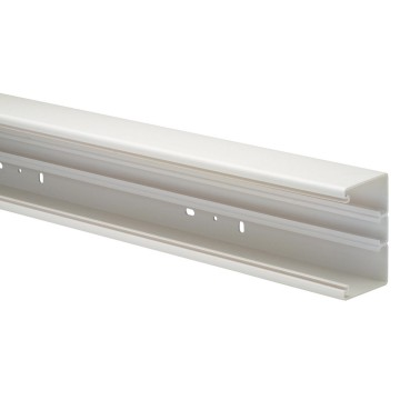 NP 54/55 range Aluminium sill-type and device-mounting trunking systems