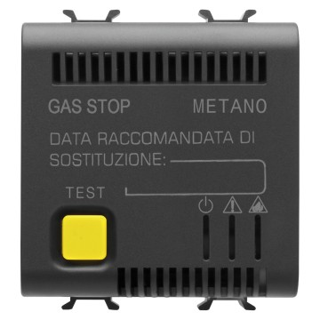 Detector gas metano