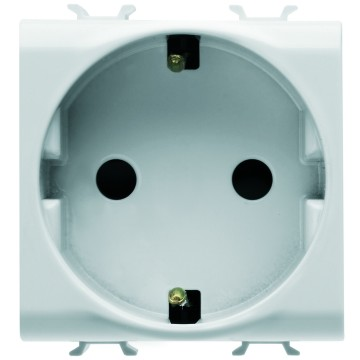 German Standard socket-outlet - 250V ac