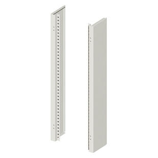 PAIR OF SIDE PLATES FOR WALL-MOUNTING DISTRIBUTION BOARDS - CVX 630K - 1000X230