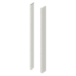 PAIR OF SIDE PLATES FOR FLOOR-MOUNTING DISTRIBUTION BOARDS - CVX 630K - 2000X230