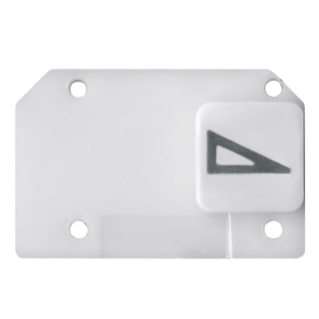 SYMBOL FOR ILLUMINABLE COMMAND DEVICES - DIMMER DECREASE - CHORUS