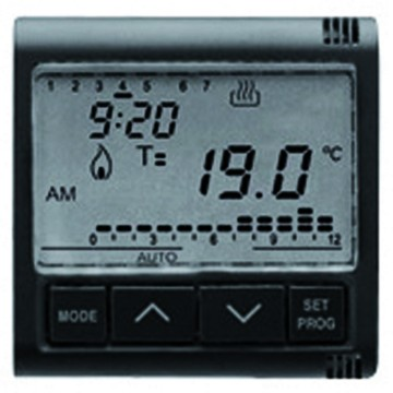 Timed thermostat - Daily/weekly programming