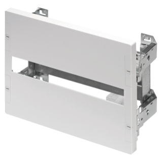 KIT OF MOULDED-CASE DEVICES AND SWITCH-DISCONNECTORS - FIXING ON PLATE AND DIN RAIL - MTX160c/160/250 - BD - MSS160 - FOR BOARDS B=800MM -GREY RAL7035