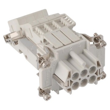 Female terminal block connection