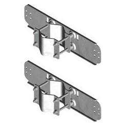 Pole support kit for boards 46 QP