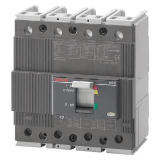 MTX 250 - MOULDED CASE CIRCUIT BREAKER FOR GENERATOR PROTECTION - TYPE S - 50kA 4P 63A TMG RELEASE IM=3In