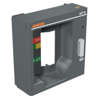 FRONTAL - FOR LEVER CONTROL - FOR MTXM800 MTX/E/M 1000 - FOR FIXED MOULDED CASE CIRCUIT BREAKER