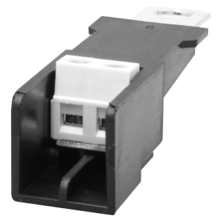 SOCKET-OUTLET CLAMP - POR MSS ATS AUTOMATIC THREE-WAY SWITCH