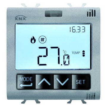 KNX Easy Thermostate mit Feuchtemanagement