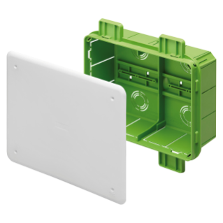 GREEN WALL range Flush-mounting system for plasterboard walls