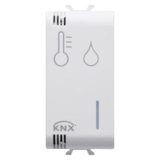 EASY HUMIDITY/TEMPERATURE SENSORS - 1 MODULE - WHITE - CHORUS
