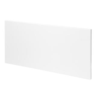 DOMO CENTER - PANEL WITHOUT WINDOWS - METAL - H.300 - WHITE RAL 9003