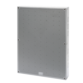 BOARD WITH REVERSIBLE DOOR - SMOOTH AND HONEYCOMB SURFACE - DIMENSION 400X300X80