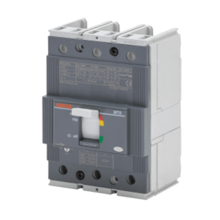 MTX 250 - MOULDED CASE CIRCUIT BREAKER FOR GENERATOR PROTECTION - TYPE N - 36kA 3P 160A TMG RELEASE IM=3In
