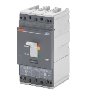 MTX 320 - MOULDED CASE CIRCUIT BREAKER - TIPO N - 36KA 3P 160A TM2 RELEASE IM=5-10In
