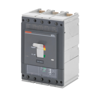 MTXE 630 - MOULDED CASE CIRCUIT BREAKER WITH ELECTRONIC RELEASE - TYPE S - 50KA 3P 400A - SEP/2 MICROPROCESSOR FUNCTION LSI