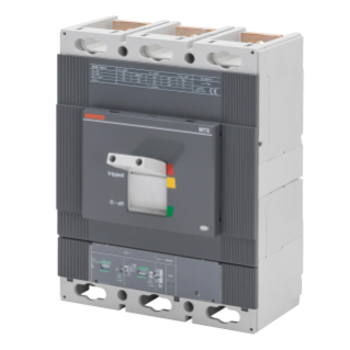 MTXE 1000 - MOULDED CASE CIRCUIT BREAKER WITH ELECTRONIC RELEASE - TYPE H - 70KA 3P 630A - SEP/2 MICROPROCESSOR FUNCTION LSI