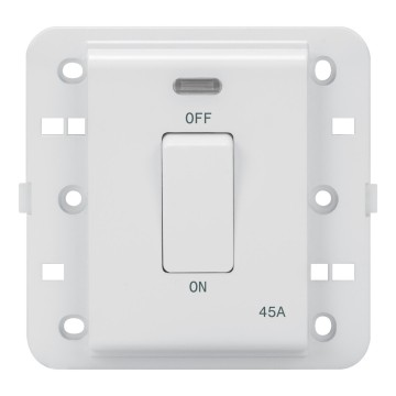 BS - 2P switch - 250 V ac