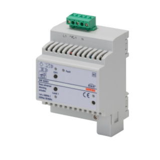 EASY UNIVERSAL DIMMER ACTUATOR - EASY - IP20 - 1 CHANNEL - 4 MODULES - DIN RAIL MOUNTING
