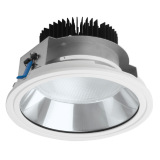 ASTRID ROUND - LED-DOWNLIGHT - DIÁMETRO 200 MM-INDEPENDIENTE - 19 W - 4000K (CRI 80)- 220/240V 50/60HZ - IP20 (IP40 VANO ÓPTICO) - CLASE II - BLANCO