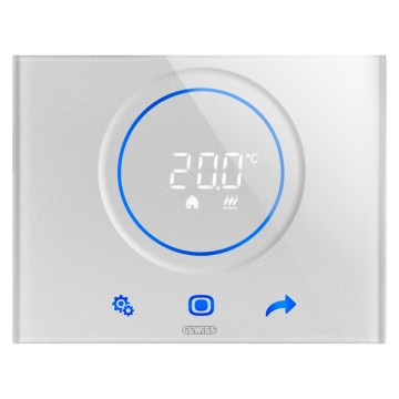 Thermo ICE wi-fi thermostat - wall-mounting
