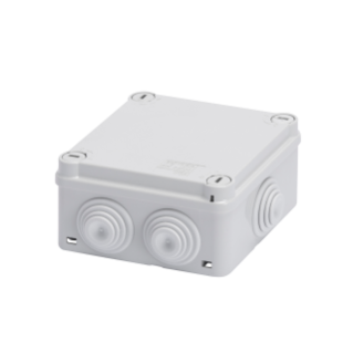 44 CE Range Technopolymer surface mounting watertight junction boxes