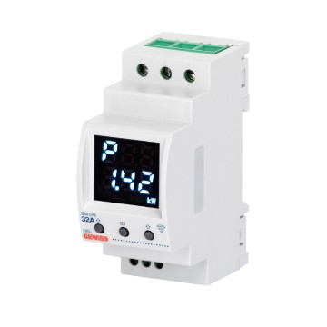 Load management relay P-Comfort RF ZigBee (radio frequency version)