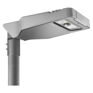 ROAD [5] - MINI - 1 (1X3 LED) - STAND ALONE - WIDE OPTIC - 4000 K - 1A - IP66 - CLASS II