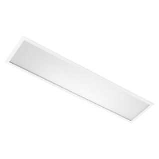 ASTRID 30X120 - FULL PANEL - RECESSED - DALI - 4000K (CRI 80) - 220/240 V 50/60 Hz - WHITE