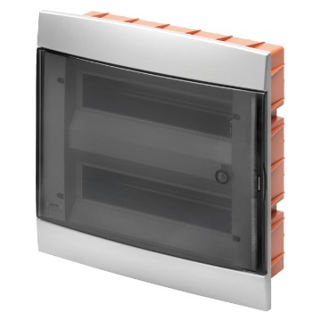 40 CDi Range<br />Flush-mounting distribution boards and enclosures