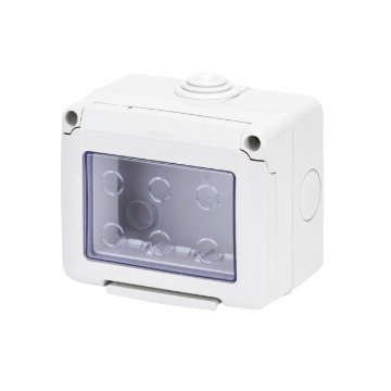 27 COMBI Range Wall-mounting enclosures and modular components