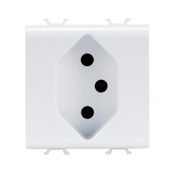 Swiss standard socket-outlet - 250 V ac