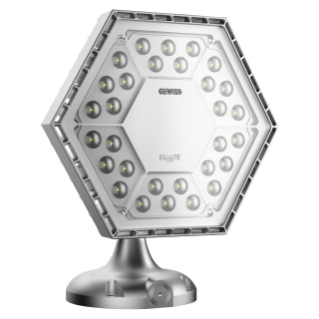 ESALITE PL LED floodlights for green areas