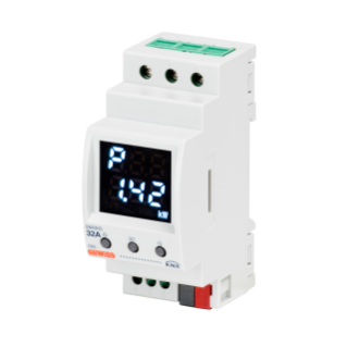 P-COMFORT - LOAD MANAGEMENT RELAY - KNX - 2 DIN MODULES
